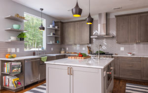 Trendy Kitchen Design VA