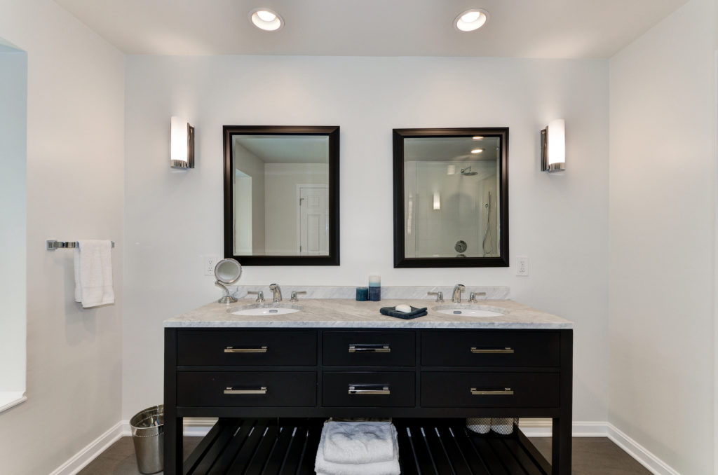 Double Sink In Your Master Bath What To
